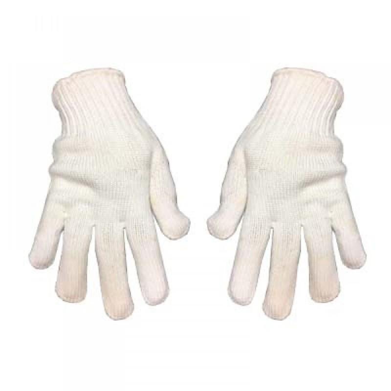 دستکش بافتنی 70 گرمی بافت درشت