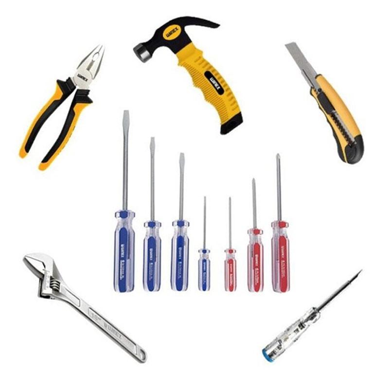 مجموعه 12 عددی ابزارهای ضروری منزل و محل کار نیک تیک
