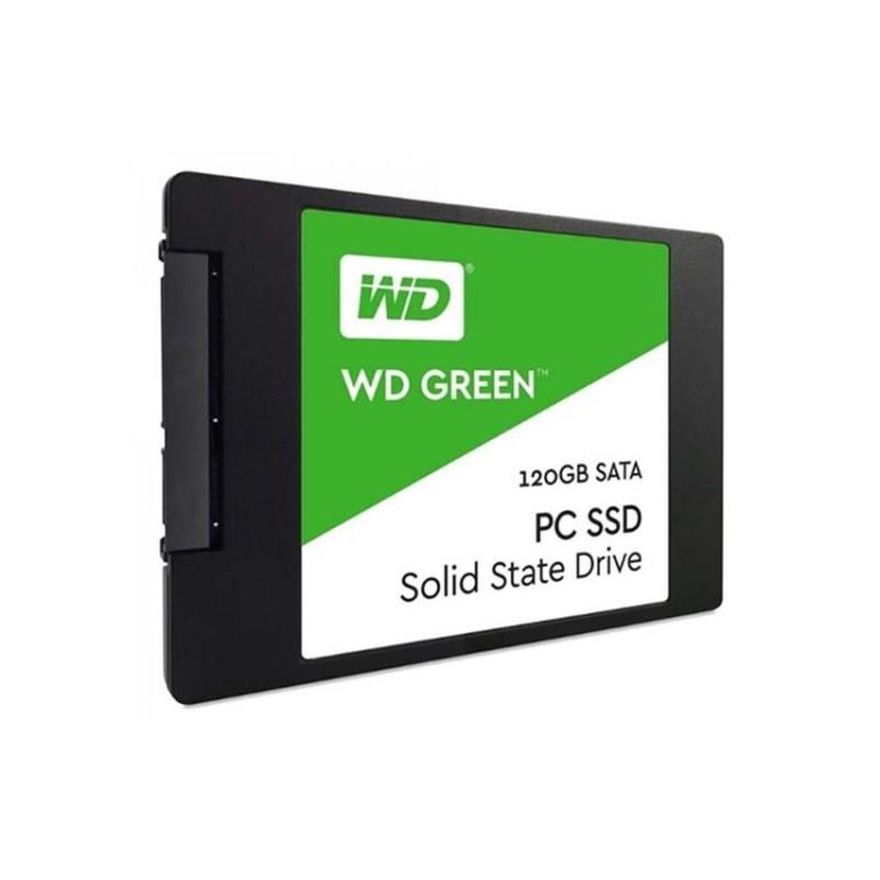 اس اس دی اینترنال وسترن دیجیتال مدل Green WDS120G2G0A ظرفیت 120 گیگابایت
