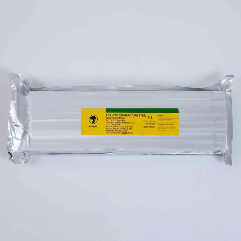 الکترود جوشکاری دستی کیسول E6010 بسته 2 کیلویی در 4 سایز هر کیلو 70/000