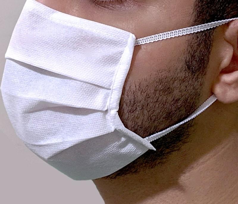 ۲۰ عدد ماسک پرستاری دو لایه تراکم بالا + ۲ عدد ژل ضدعفونی کننده دست بس ۶۰ گرمی