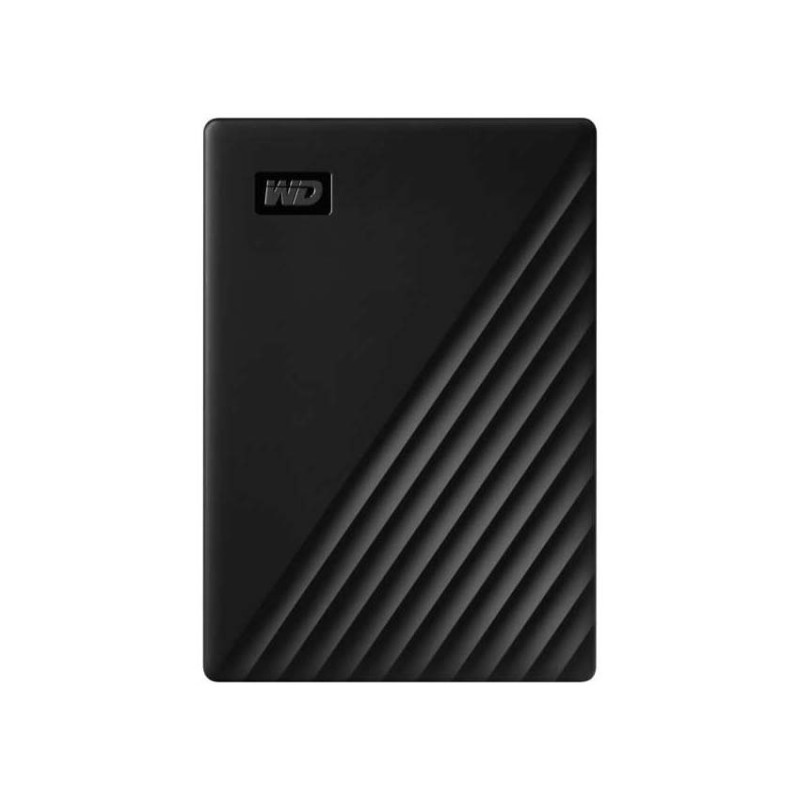 هارد اکسترنال وسترن دیجیتال مدل My Passport WDBYvg0010BBK-WESN ظرفیت 1 ترابایت